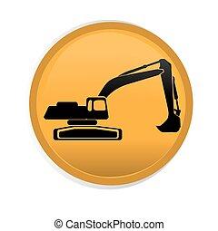 construction, icône