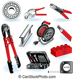 Construction icons 6