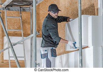 Insulation Installer Contractor - Construction Industry....