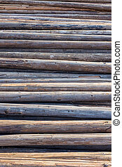 Construction material wood