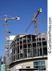 construction, moderne