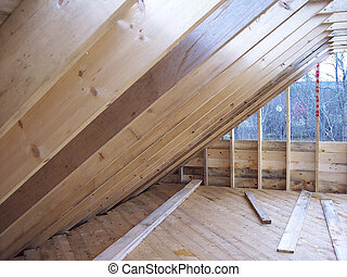 Construction - o2 - Construction of upstairs space in...