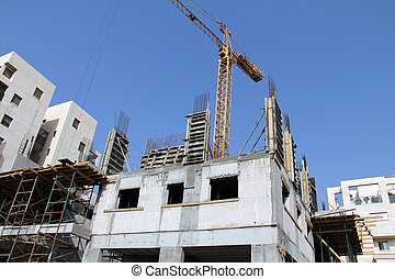 Construction of building
