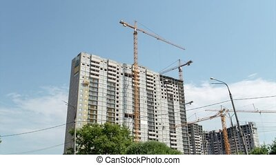 Construction of High-Rise New Residential Buildings -...