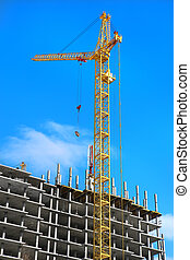 construction of multystoried buildings