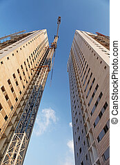 construction of residential
