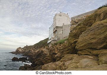 construction on the Atlantic coast