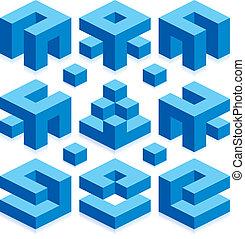 Construction Pattern Elements