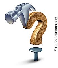 Construction Questions - Construction questions ad building...