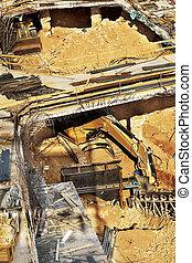 Construction Site - Foundations
