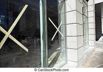 Construction Site Windows