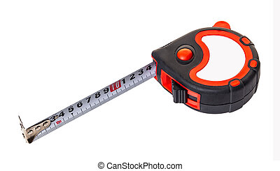 construction tool, tape measure