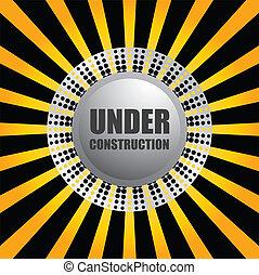 construction, vecteur, sous