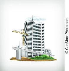 Construction, vector