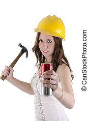 Construction woman (4)