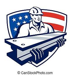 construction-worker-i-beam-shield