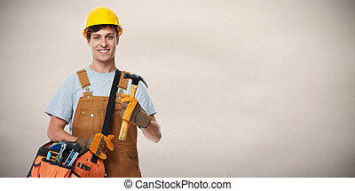 construction, worker.