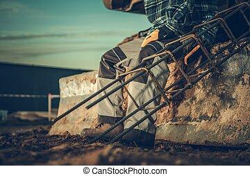 Building Steel Reinforcement