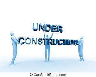construction#2, κάτω από
