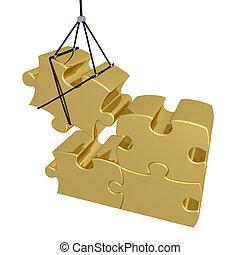Constructive Solutions