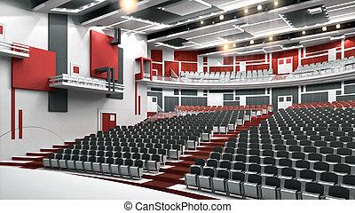 constructivist, teatro