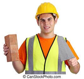 constructor, feliz