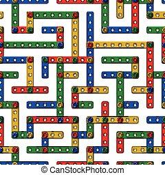 Constructor labyrinth 1