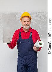 Constructor portrait