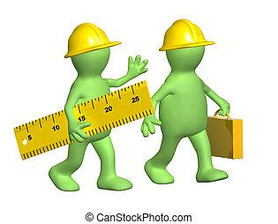 constructores, dos