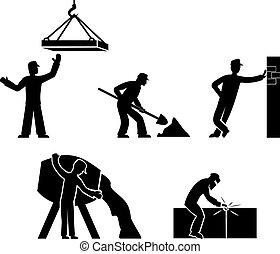 constructores, vector, conjunto, contorno