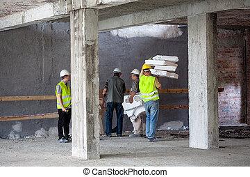constructors, en el trabajo