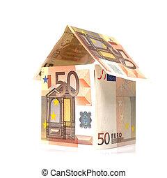 construite, en, euros, ビレット, de, 50, maison