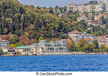Consulate of Egypt Istanbul - View of the Bebek residental ...