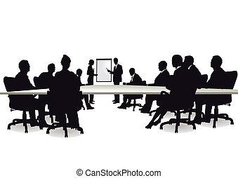 consulente, discussione
