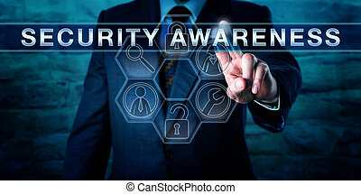Consultant Pressing SECURITY AWARENESS - Industry consultant...