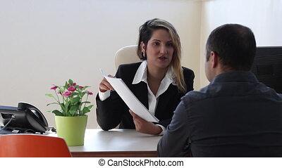 consultant, réunion, légal