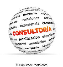 consultant, sphère
