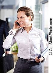 consultation, téléphone