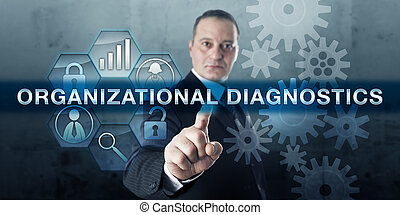 consultor, planchado, organizativo, diagnósticos