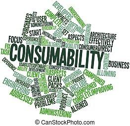 consumability