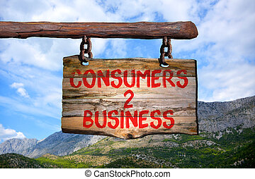 Consumers 2 business