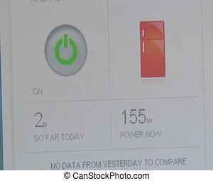 consumption monitor