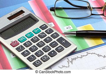 contabilidad, empresa / negocio
