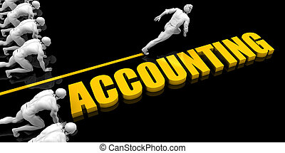 contabilidad, líder