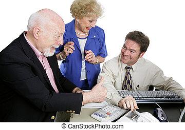 contabilidad, serie, -, sr, thumbsup