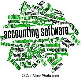 contabilidad, software