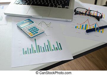 contabilidade, finanças, negócio