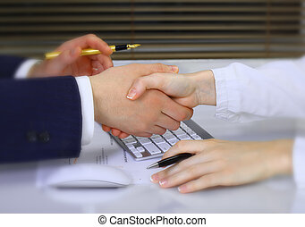 contabilità, affari