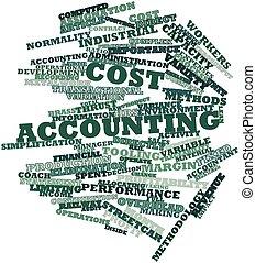 contabilità, costo