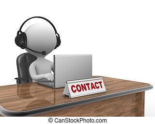 contact, concept